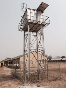 Solar Powered Borehole In Ijah Gbayi Tafa Federal Constituency, Niger State