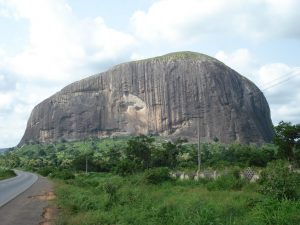 Zuma Rock in Niger State
