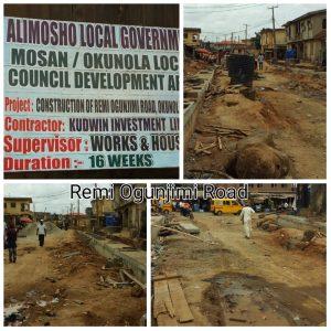 Remi Ogunjimi street Mosan LCDA