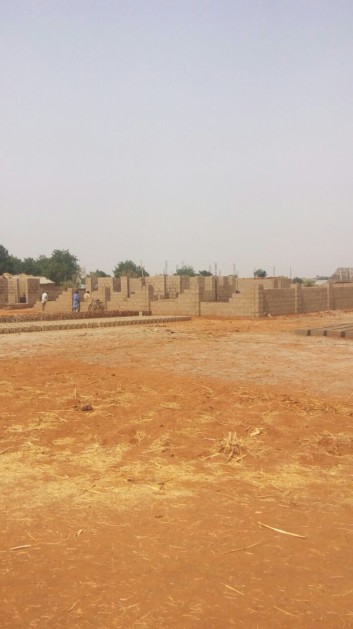 Primary Healthcare Centre (PHC) at Magarza town,