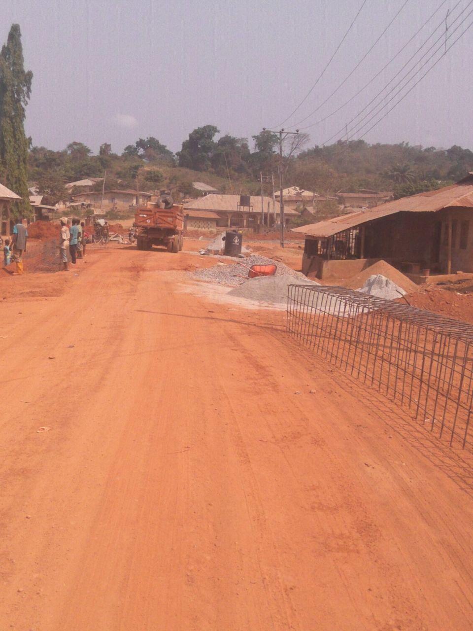 Uzebba Okagbon Road