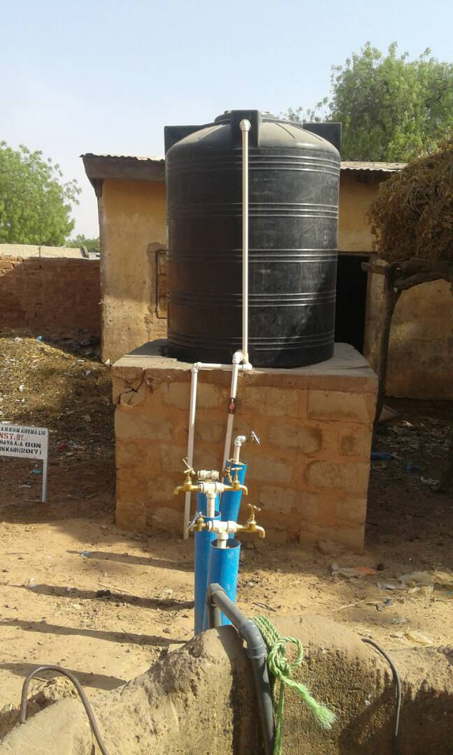 Community Fault Substandard Borehole Project in Kebbi North Senatorial District