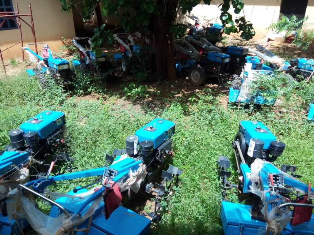Power Tiller Machines and Fertilisers Supplied to Kebbi Central Senatorial District yet to Reach Beneficiaries