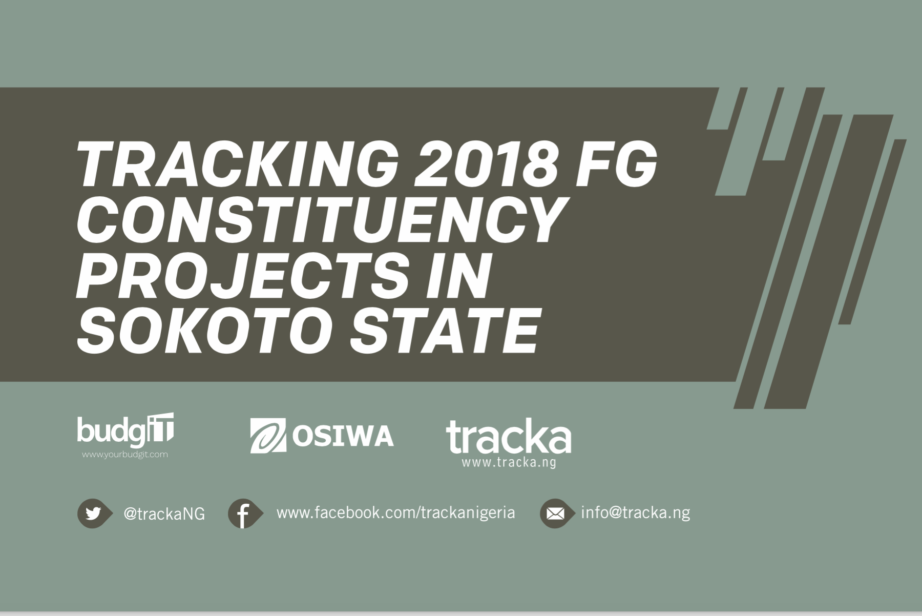2018 FG Constituency Projects in Sokoto State