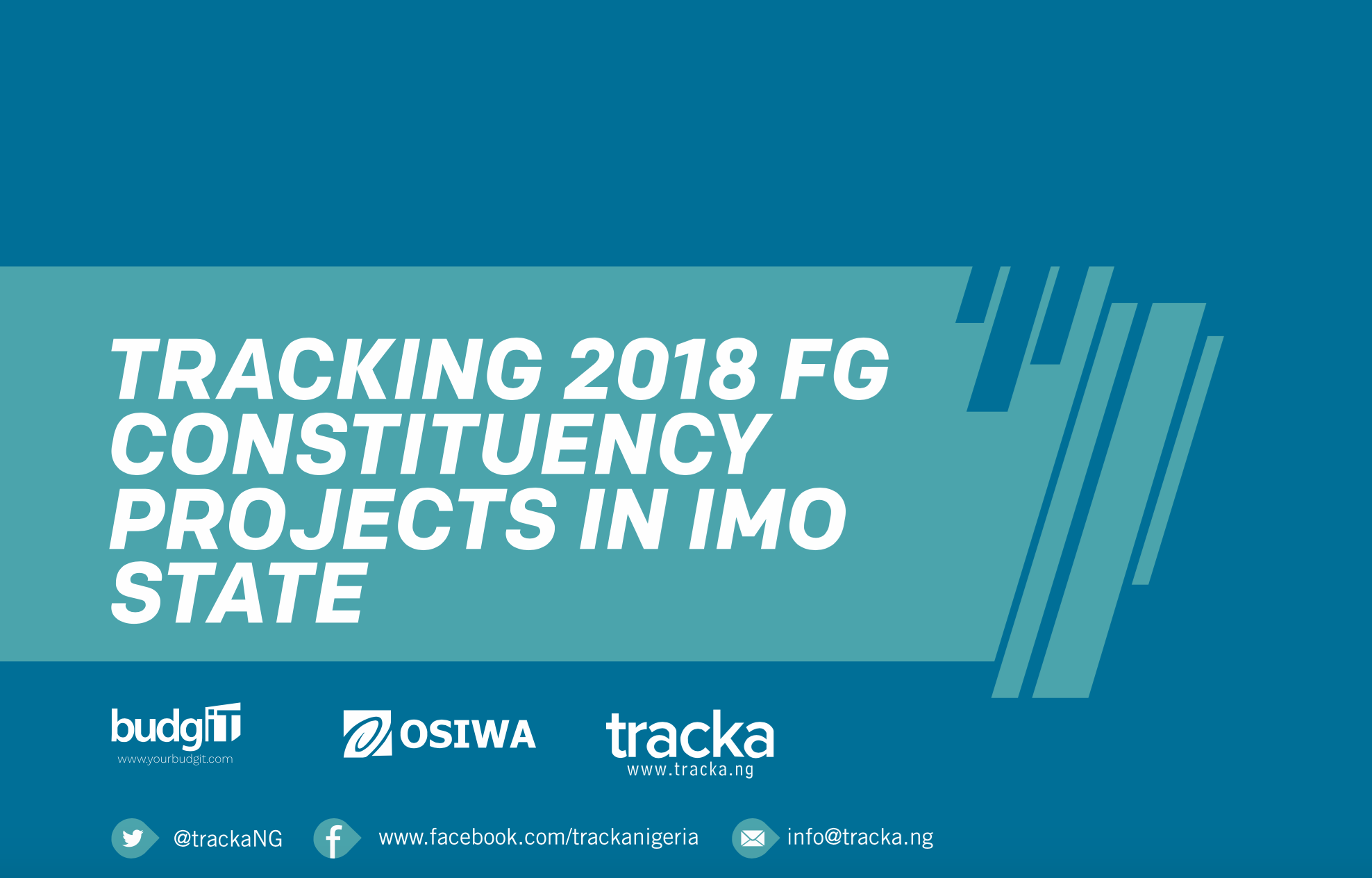 2018 FG Constituency Projects in Imo State