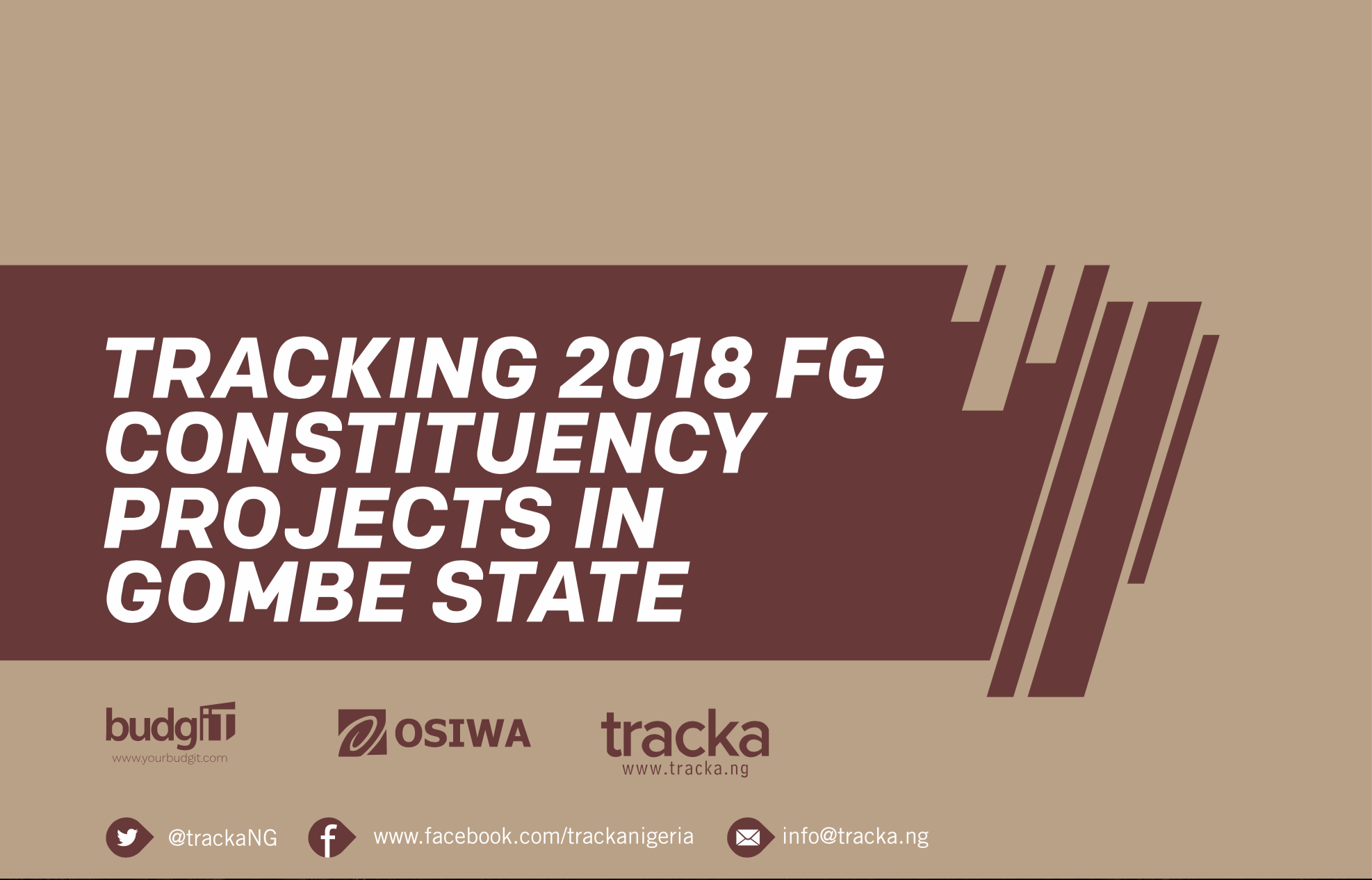 2018 FG Constituency Projects in Gombe State