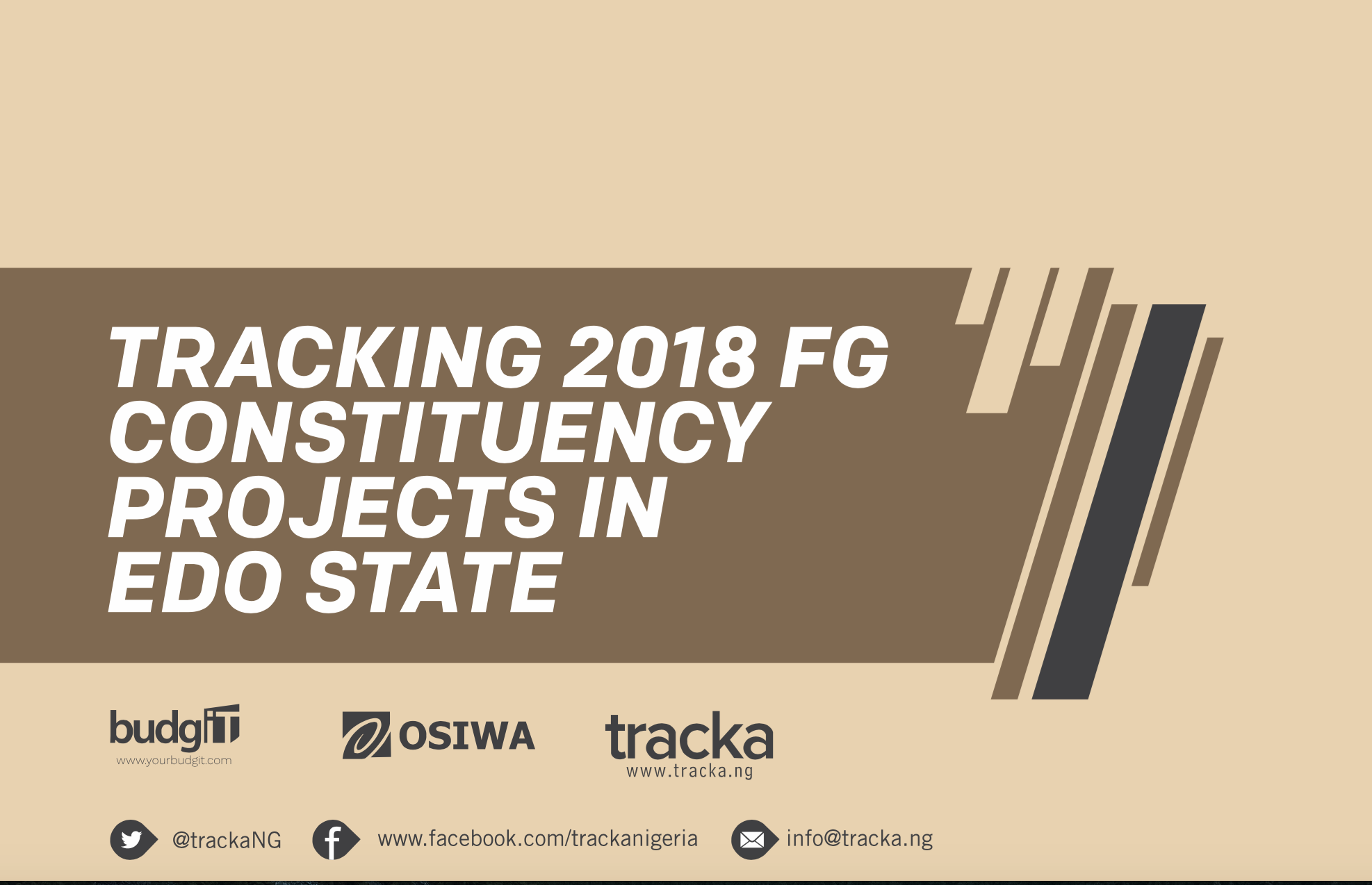 2018 FG Constituency projects in Edo State