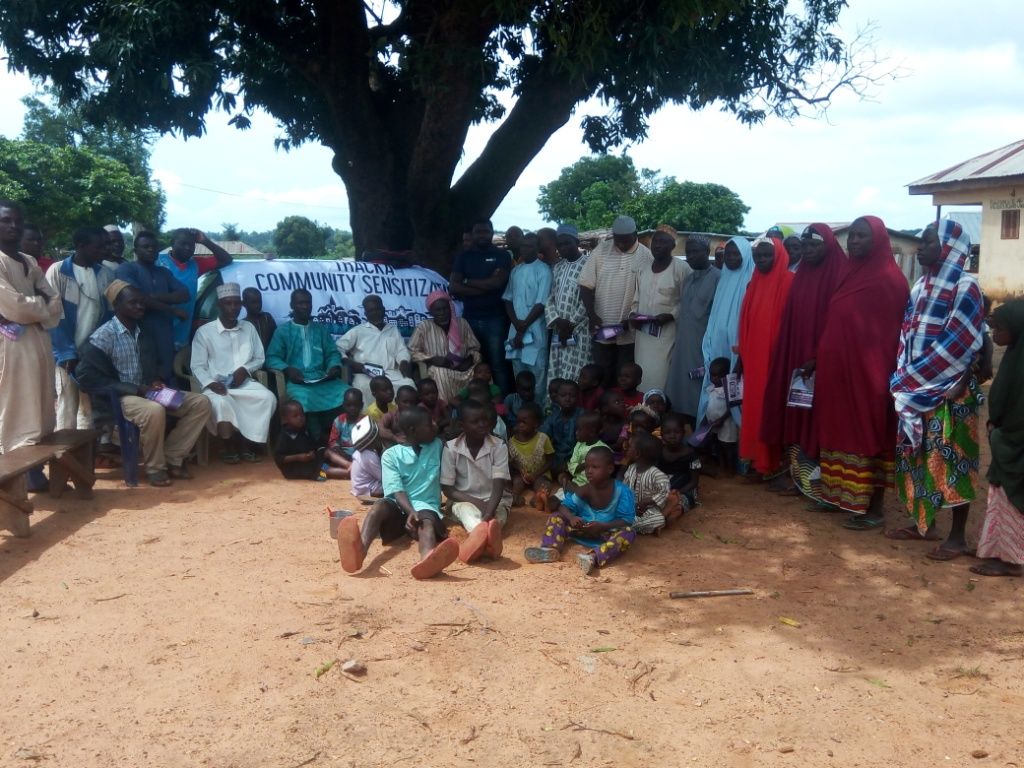 KAWU (LAPAI), A COMMUNITY LIVING IN DARKNESS OVER 30 YEARS PLUS DESPITE PASS PROMISES FROM REPRESENTATIVES.