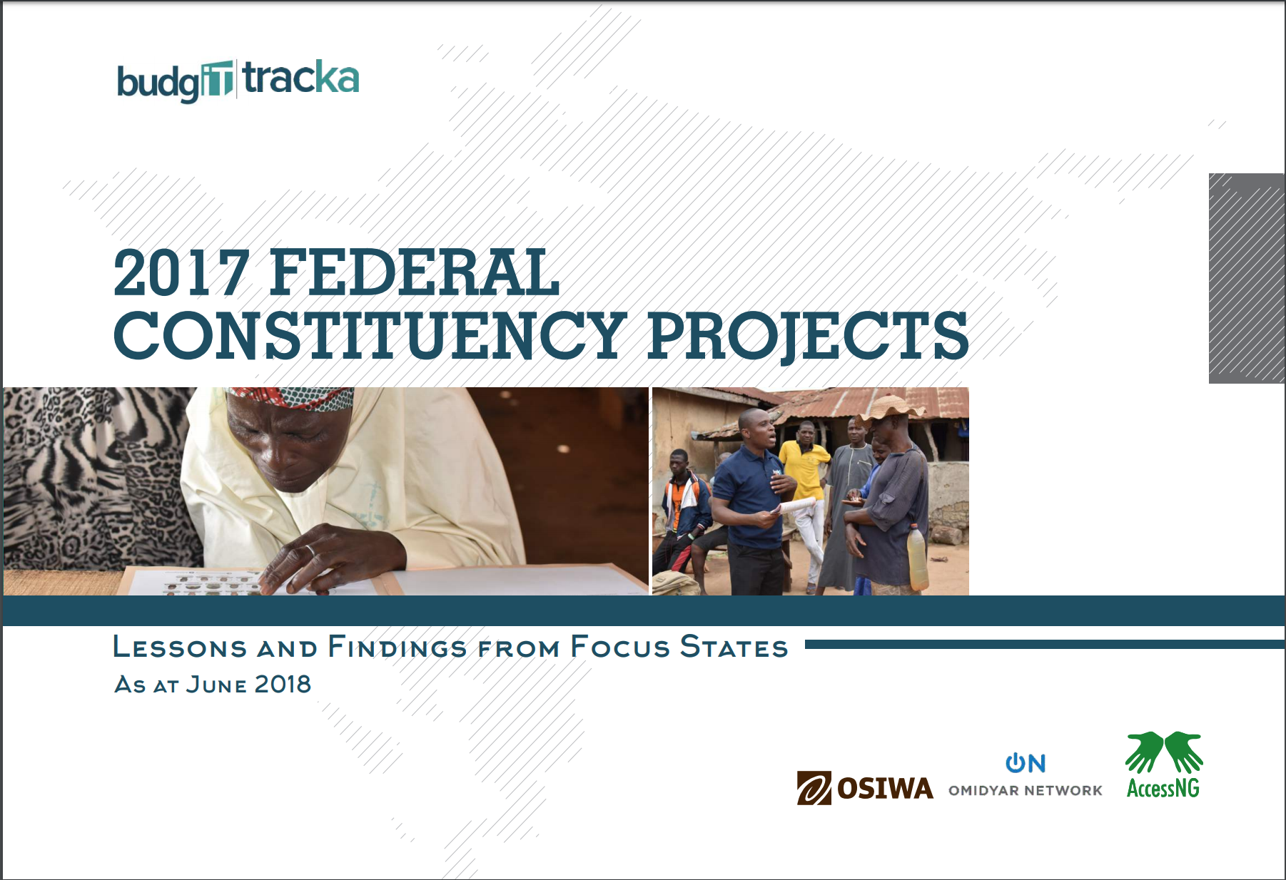2017 Federal Constituency Projects Report