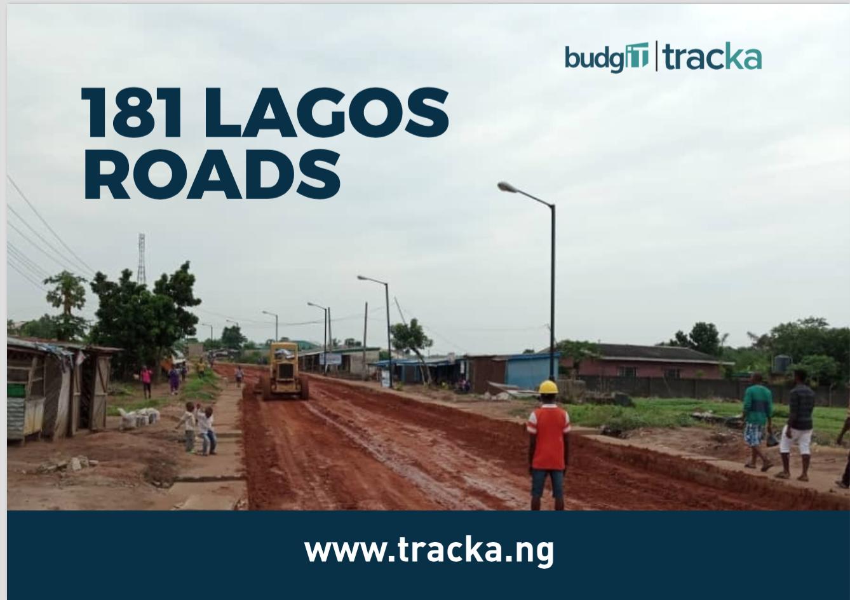 The New 181 Lagos Roads