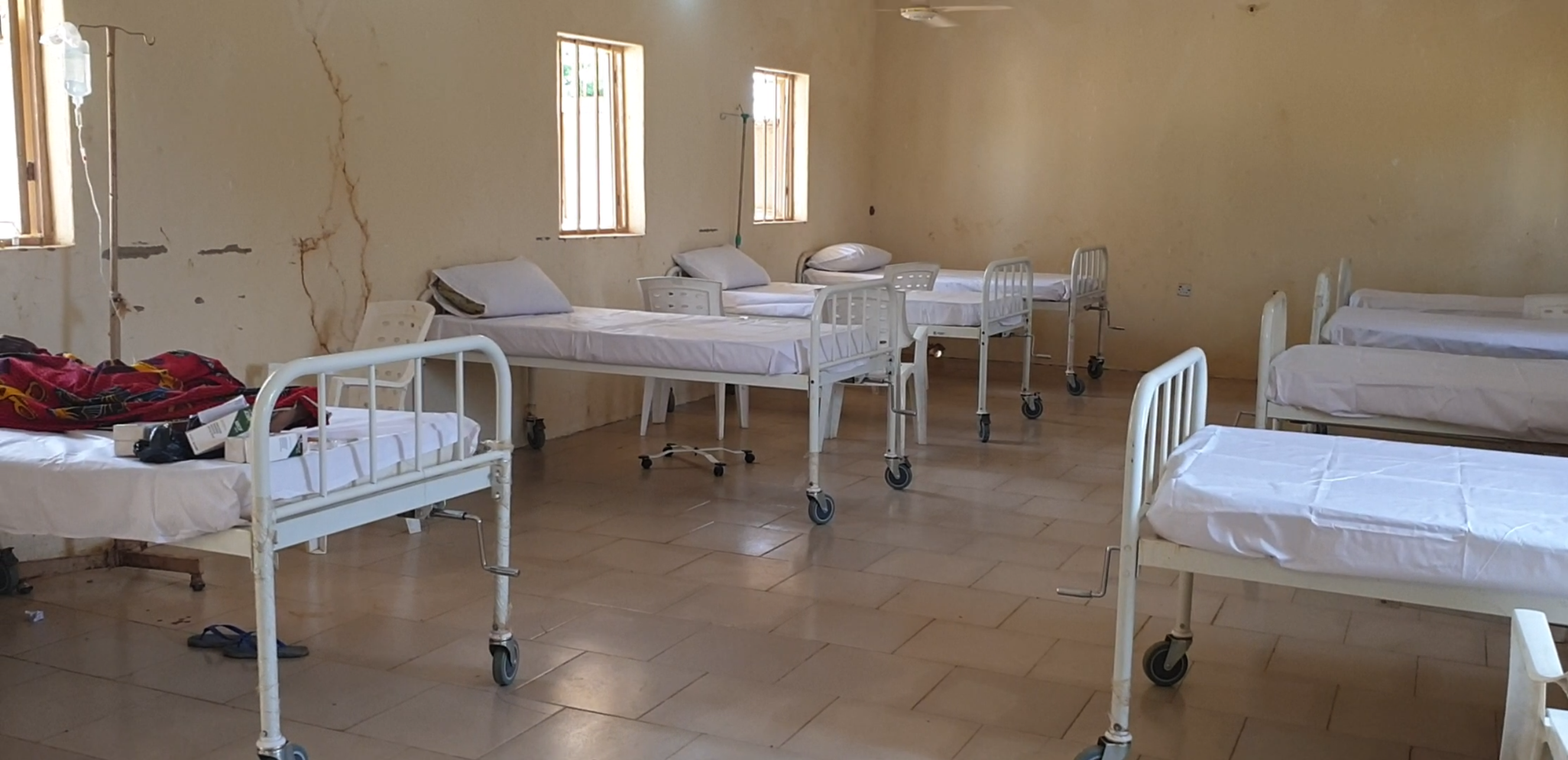 """From """"Under-tree"""" to Cottage: How Tracka Revived Kaffe Primary Healthcare Centre"""